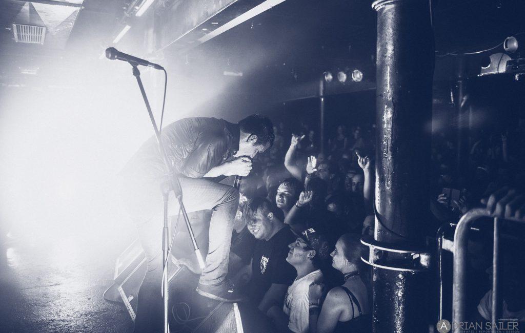 Heaven Shall Burn – 25.09.2016 Crash Musikkeller Freiburg